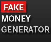 Fake Money Generator