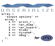 Unserialize
